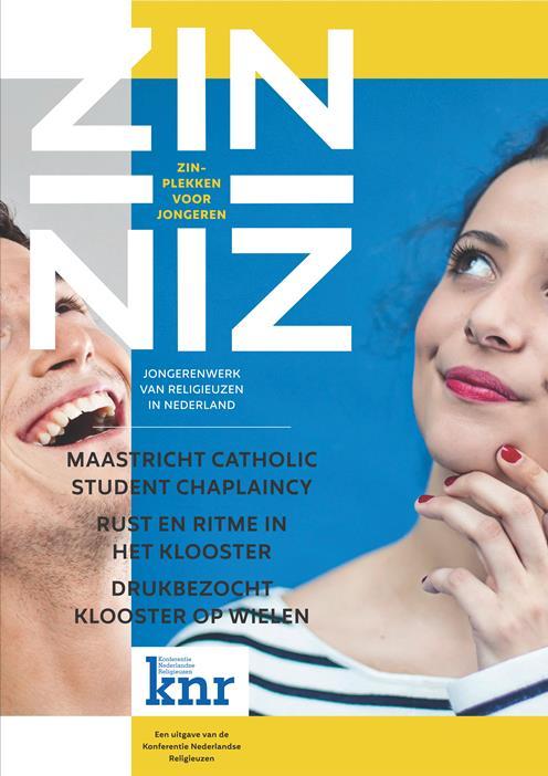 Magazine Zinplekken voor jongeren