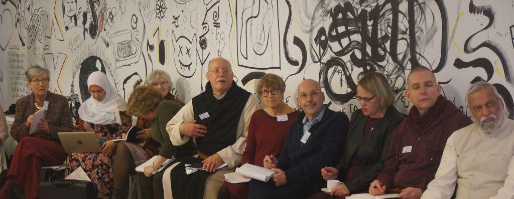 Deelnemers aan Emoena, leiderschapstraining
