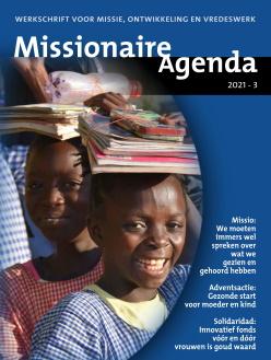 Cover Missionaire Agenda nummer 3 2021