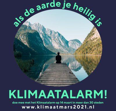 Brede oproep tot klimaatactie vanuit religieus Nederland