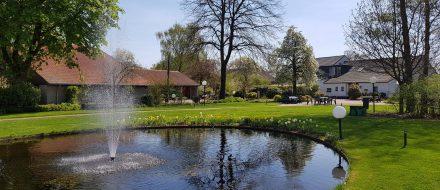 De Hooge Berkt, tuin met fontein 2