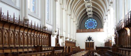 Koningshoeven, Berkel-Enschot, abdijkerk_binnen_achterzijde[1]