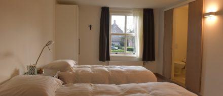 Gastenkamer Sint Catharinadal. Afbeelding: Arjan van Dijk