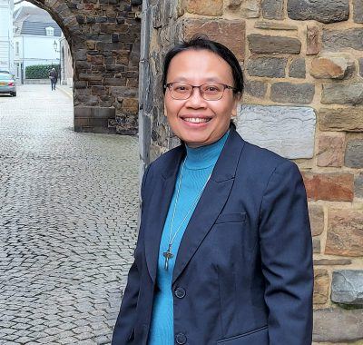 Lisbeth Ratwasih: … met kloeke moed