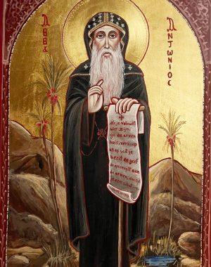 Antonius als inspiratiebron voor religieus leven in Oost en West