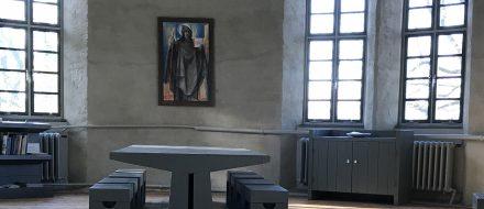 Benedictijnen, Lemier Vaals, eerkamer gasten