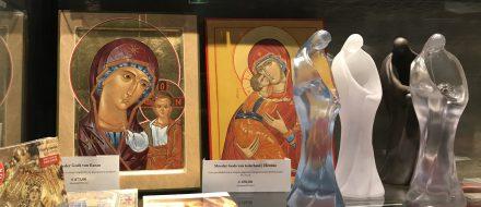 Benedictijnen, lemier Vaals, iconen kast 4