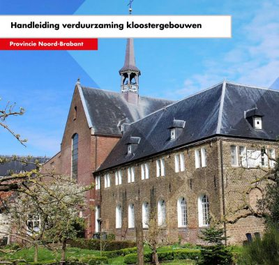 Provincie Noord-Brabant en KNR presenteren handleiding verduurzaming gebouwen