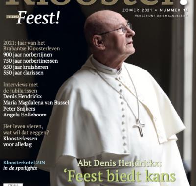 Speciaal nummer van Klooster! Magazine rond jubilerende gemeenschappen