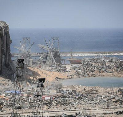 Solidariteitsactie religieuzen voor Beiroet