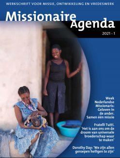 Missionaire Agenda nummer 1 2021