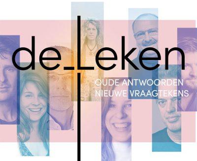 'De Leken' met abt Denis Hendrickx op Festival Boulevard