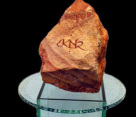 KNR - steen